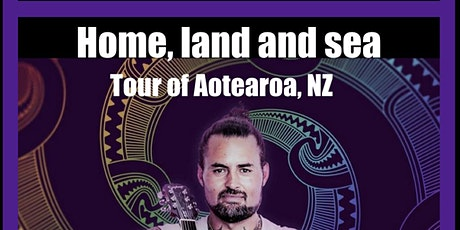 Matiu Te Huki House Concert - New Plymouth tickets