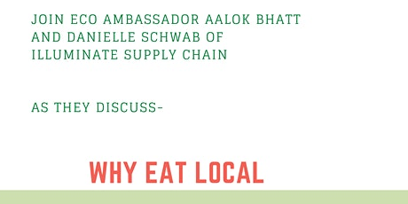 Why eat local? tickets
