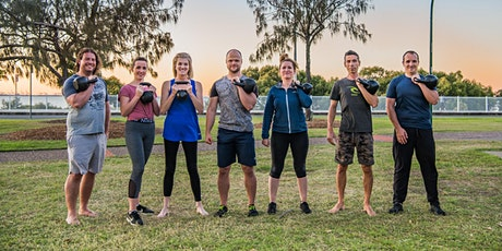 Introductory Week Strength Training with Kettlebells tickets