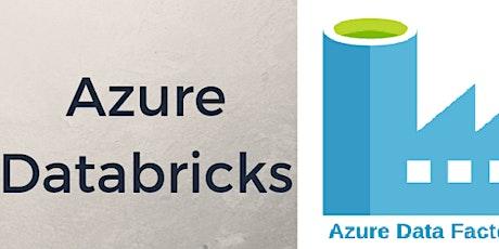 Azure Databricks & Data Factory tickets