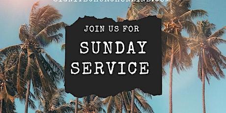 Ignite Sunday Service tickets