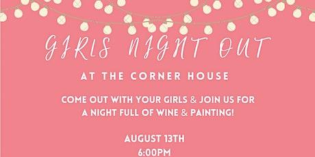 Wine & Paint Girls Night tickets