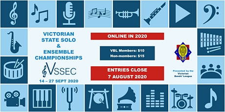 Victorian State Solo & Ensemble Championships 2020 tickets