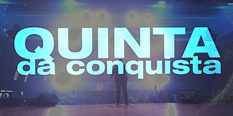 Quinta da Conquista // 19h ingressos