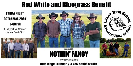 Hall of Fame Red White and Bluegrass Benefit tickets