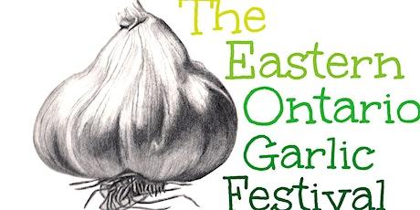 Eastern Ontario Garlic Seasonal Market tickets