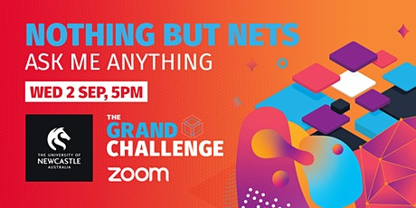 Grand Challenge: Ask Me Anything with UN Foundation & Nothing But Nets tickets