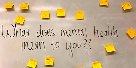 Only Us Community Group - Mental Health Wellness Workshop tickets