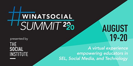 The Social Institute's #WinAtSocial Summit tickets