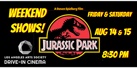 Jurassic Park: Drive-In Cinema (Saturday) tickets