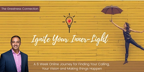 Ignite Your Inner-Light: 6-Week Transformational Workshop tickets