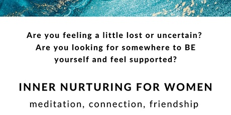 Inner Nurturing for Women tickets