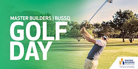 Mackay Master Builders BUSSQ Golf Day tickets