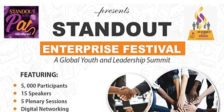 Standout Enterprise Festival tickets