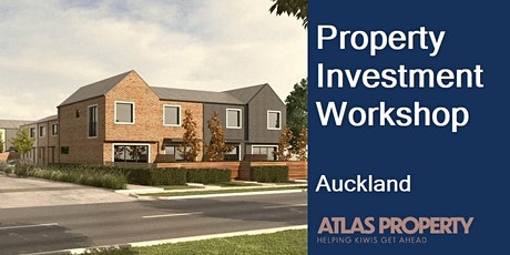 Property Investor Workshop 29 August tickets