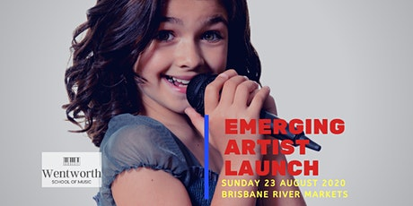 Emerging Artists Launch tickets