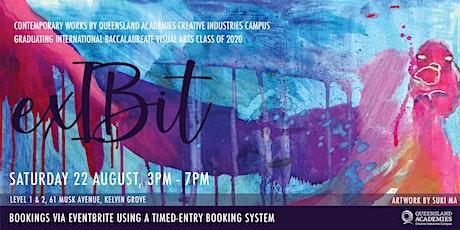 Year 12 Visual Arts Exhibition - exIBit tickets