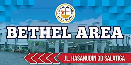 Ibadah Raya Bethel Area 9 Agustus 2020 tickets