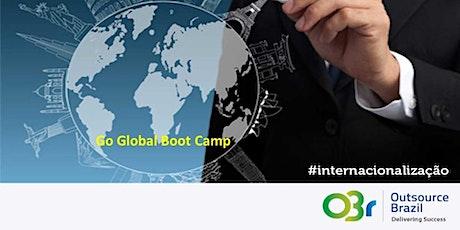 Go Global Bootcamp - ONLINE - Preparando para competitividade internacional ingressos