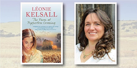 Author talk with Leonie Kelsall tickets