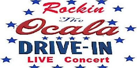 Rockin the Ocala Drive-in tickets