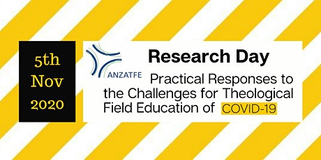 ANZATFE  Research Day 2020 tickets