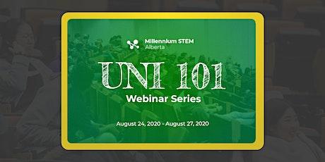 UNI 101: Webinar Series tickets