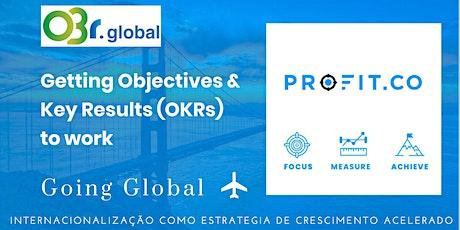 Business Agility Bootcamp - Growthwheel & OKR ingressos