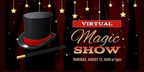 VIRTUAL MAGIC SHOW tickets