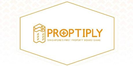 Proptiply 3 Days Bootcamp tickets
