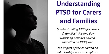 Understanding PTSD for Carers and Families @ Gallipoli Barracks Community tickets