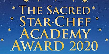 The Sacred Star-Chef Academy Award Tickets