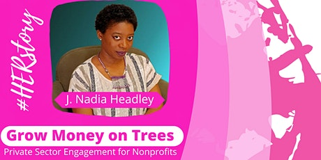 HERstory Webinar - Grow Money on Trees: Private Sector Engagement tickets