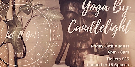 Yoga by Candlelight: Let It Go tickets