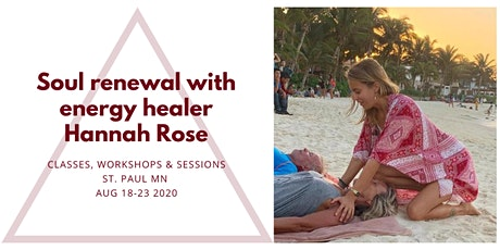 Soul renewal: Healing with Hannah Rose tickets