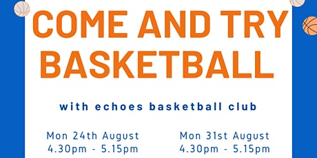 Come and Try Echoes Basketball tickets
