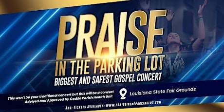 Praise in the Parking Lot 2020 tickets