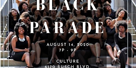 Black Parade Columbus tickets