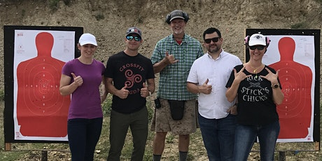 Sunday 8/30 TX License To Carry Course (2-hour intro available 8-10am) tickets