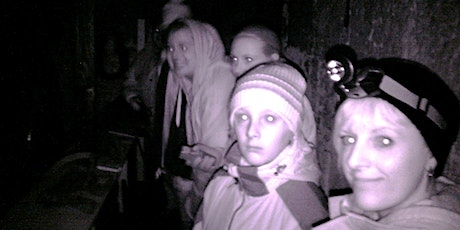 Family friendly Kids Ghost Hunt Lithgow Mine tickets