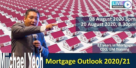 Mortgage Outlook 2020/21 tickets