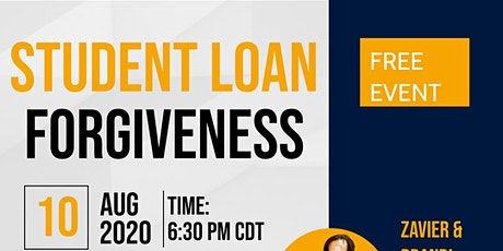 Free Student Loan Forgiveness Event tickets
