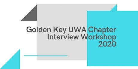online interview workshop tickets