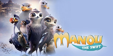 TASSIE POP UP DRIVE IN CINEMA| MANOU THE SWIFT  | Sat, 22 Aug 2020 | 6.30pm tickets