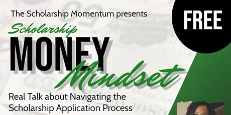Scholarship Money Mindset tickets