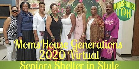MomsHouse Generations 2020 Virtual - Fashion show/ tickets
