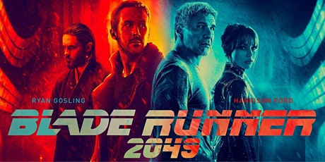 TASSIE POP UP DRIVE IN | BLADE RUNNER 2049 | Sat, 22 Aug 2020 | 8.45pm tickets