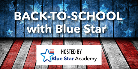 Back to School with Blue Star: Ask the Experts + Crafts & Prizes! tickets