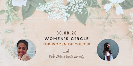Women's Circle for Women of Colour tickets