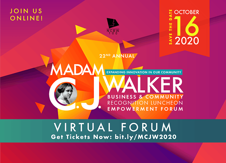 22nd Annual Madam C.J. Walker Luncheon & Empowerment Forum image